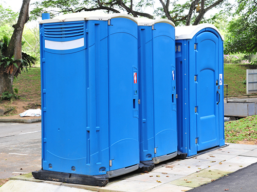 Porta-potty Rentals in Western North Carolina