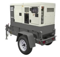 Used Equipment Sales GENERATOR 25KVA ON TRAILER in Boone NC