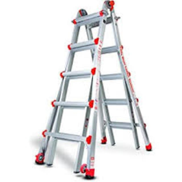 Where to find LADDER LITTLE GIANT MODEL 22 in Boone