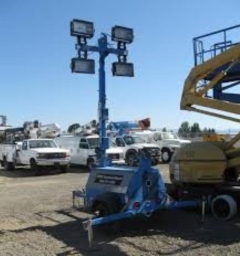 Rental store for LIGHT TOWER PORTABLE 4000 WATT in Boone NC