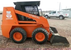 Used Equipment Sales LOADER DAEWOO 1760XL 440 in Boone NC