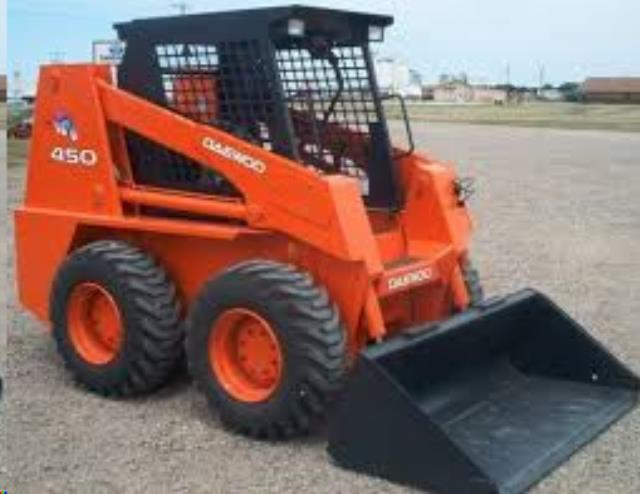 Where to find LOADER DAEWOO 450 in Boone