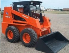 Used Equipment Sales LOADER DAEWOO 450 in Boone NC