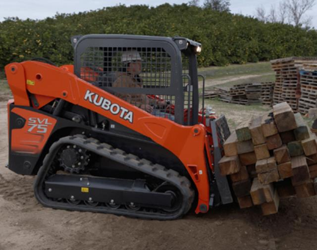 Where to find LOADER TRACK KUBOTA SVL-75 in Boone