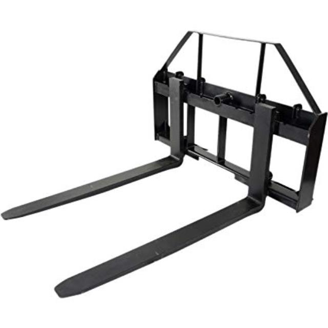 Where to find LOADER ATTACHMENT-FORKS in Boone