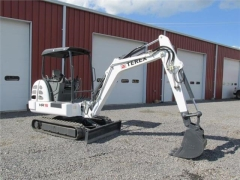Used Equipment Sales MINI EXCAVATOR 8000 LB CLASS W THUMB in Boone NC